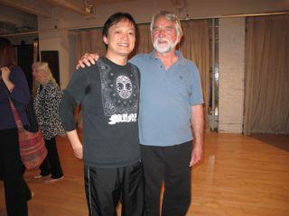 オーセンティック・ムーブメント/瞑想的ダンスのワークショップ