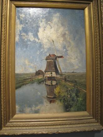 オランダの光は、昔と変わらない感じがする。