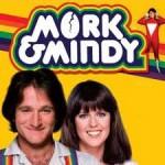 Good Bye Mork & Mindy。ロビン・ウイリアムの死。