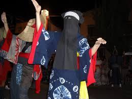 西馬音内の盆踊り