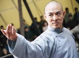 映画「少林寺」でのジェット・リー