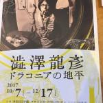 澁澤龍彦展に行ってきた。